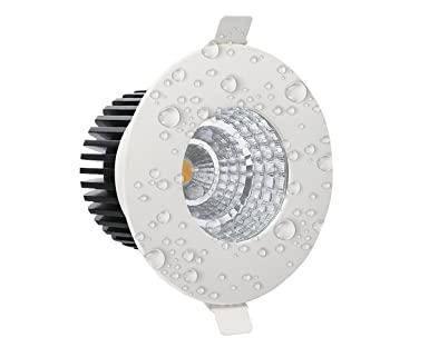Светодиодный встраиваемый светильник 6W 4200К IP65 Gabriel Horoz Electric, фото 2