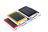 Power Bank c солнечной батареей+LED 50000mah, фото 6