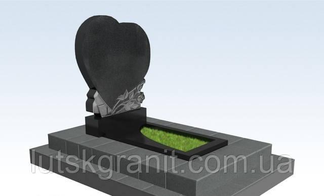 Виготовлення з встановленням пам'ятників у Луцьку