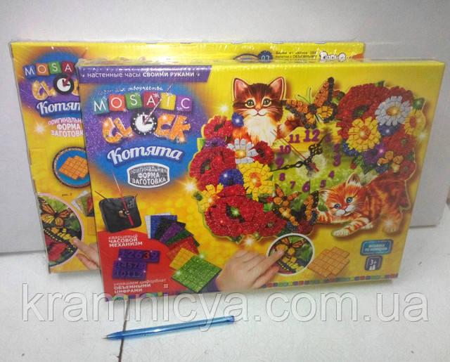 Купить набор Часы своими руками ТМ Danko Toys в интернет-магазине Крамниця Творчості