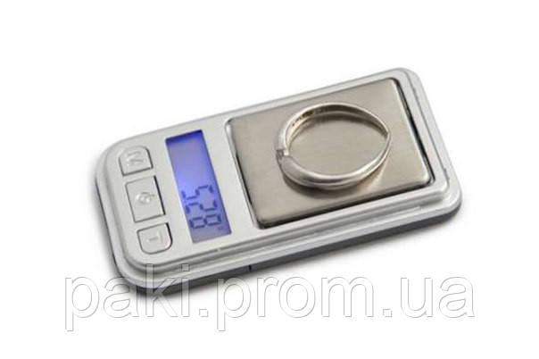 Ювелирные весы 6202-PA/INI SCALE/200г(0,01), LUO /00-6