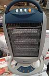 Тепловентилятор (обогреватель) инфракрасный галогенный Domotec DT-1606 1200W, фото 4