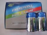 Батарейки Energycell LR20 (D) ALKALINE, фото 2