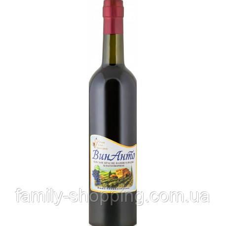 ВинАнто Екстракт безалкогольний Жива Сила Винограду (скло), 750 мл