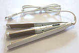 Профессиональный стайлер GM 402 2в1, фото 8