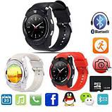Умные часы Smart Watch UWatch v8, фото 2