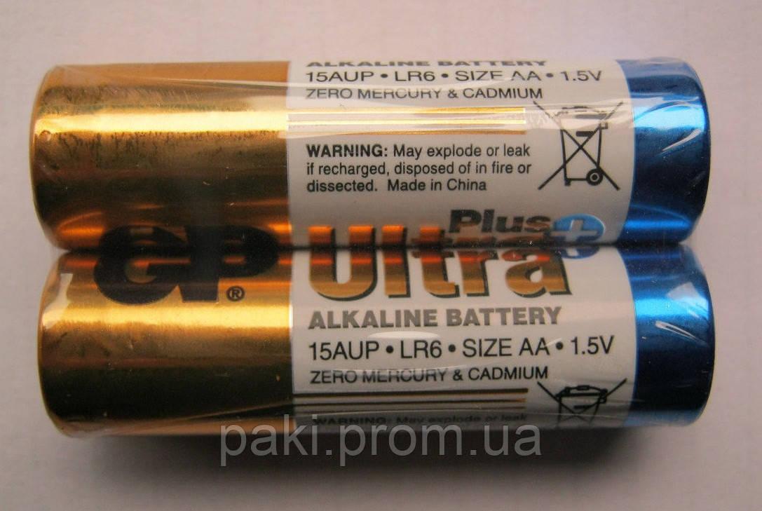 Батарейки GP 15AUP-S2 Ultra Plus AA (LR6)