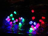 Гірлянда ліхтарики (фігура) 30 л. LED світлодіодна 4 м., фото 2