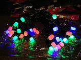 Гірлянда ліхтарики (фігура) 30 л. LED світлодіодна 4 м., фото 3