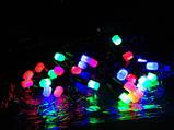 Гірлянда ліхтарики (фігура) 30 л. LED світлодіодна 4 м., фото 5