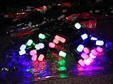 Гірлянда ліхтарики (фігура) 30 л. LED світлодіодна 4 м., фото 9