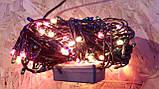 Гірлянда Xmas Lights 100 л, зелений провід (8 режимів), фото 4