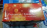Гірлянда Xmas Lights 100 л, зелений провід (8 режимів), фото 7
