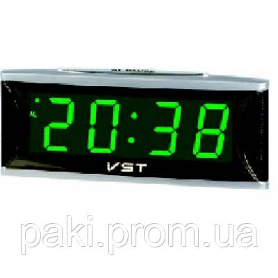 Сетевые часы VST 719-2