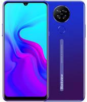 "Смартфон Blackview A80 2/16GB Blue, 2sim, экран 6.21"" IPS, 4 ядер, 13+2+0.3+0.3/5Мп, 4200mAh, 4G (LTE)"