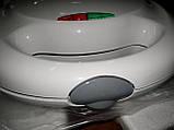 Бутербродница гриль (сэндвичница) WimpeX WX-1050, фото 5