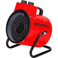 Обогреватель электрический GRUNHELM GPH-2000 (2,0 кВт, 220 В) (91072)