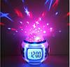 Ночник проектор с часами 1038, фото 2