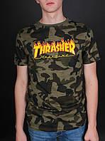 Камуфляжна футболка Трешер, фото 1