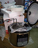 Мультиварка + фритюрниця Promotec PM522 (36 програм, 5 л) 900W, фото 3