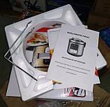 Мультиварка + фритюрниця Promotec PM522 (36 програм, 5 л) 900W, фото 8