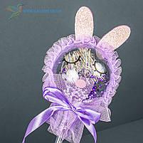 Светящиеся палочки Зайцы светяшки фиолетовые, фото 3