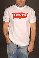 Біла футболка Levis, фото 1