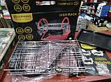 Сушарка для посуду EDENBERG EB-2110 (2 ярусу) з піддоном, фото 3