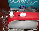 Миксер ручной Scarlett SC-HM40S06 (5 скоростей, 2 насадки) 500W, фото 6