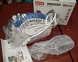 Миксер ручной ROTEX RHM175-K (5 скоростей, 2 насадки, турбо) 175W, фото 8