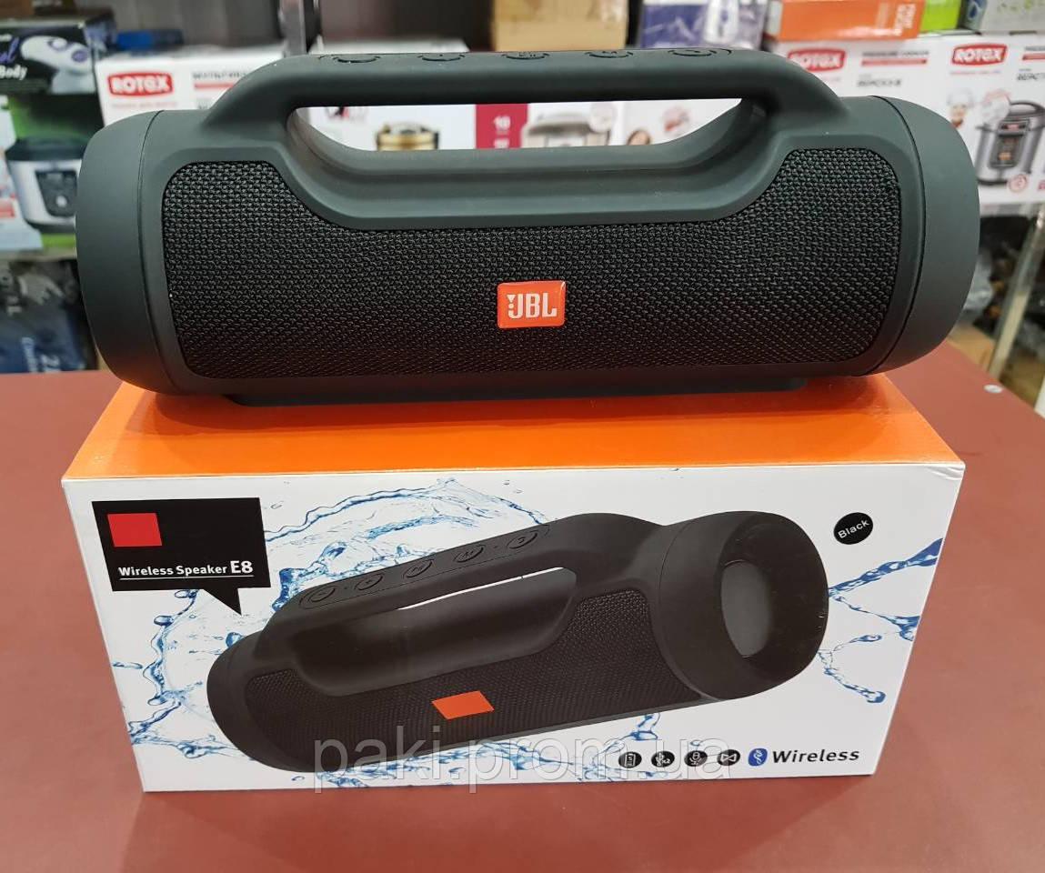 Водонепроницаемая колонка JBL Charge E8 (Bluetooth, USB)