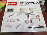 Электромясорубка ROTEX RMG200-W (реверс) 2000W, фото 7