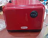 Электромясорубка с насадкой для сока ROTEX RMG201-T (реверс) 2000W, фото 3