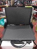 Электрический гриль Maestro MR-717 c терморегулятором (барбекю-электрогриль) 1900W, фото 4