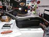 Прижимной контактный гриль WimpeX WX1055 (барбекю-электрогриль) 1000W, фото 7