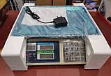 Весы торговые WimpeX WX5003 до 50 кг электронные (счетчик цены, двойное табло), фото 3