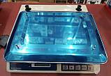 Весы торговые WimpeX WX5003 до 50 кг электронные (счетчик цены, двойное табло), фото 7