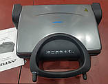 Электрический гриль ASTOR SP-1526 c терморегулятором (барбекю-электрогриль) 1800W, фото 3