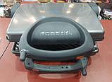 Электрический гриль ASTOR SP-1526 c терморегулятором (барбекю-электрогриль) 1800W, фото 4