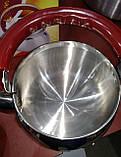 Музыкальный чайник A-PLUS (9029) 2.5 л, 20 см., фото 8