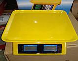 Весы торговые MATRIX MX-412 до 50 кг (счетчик цены), фото 4