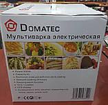 Мультиварка Domotec DT-1801 6 л, 12 программ (900W), фото 8
