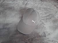 Серая кепка Puma (Пума), фото 1