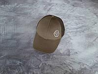 Оливковая (хаки) кепка Philipp Plein (Филипп Плейн), фото 1