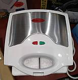 Тостер универсальный WimpeX WX1057 (3 в 1) бутербродница гриль, вафельница, сэндвичница , фото 8