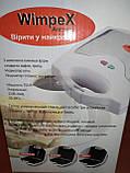 Тостер универсальный WimpeX WX1057 (3 в 1) бутербродница гриль, вафельница, сэндвичница , фото 10