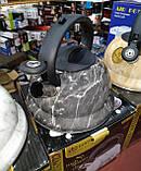 Чайник зі свистком 3.0 л. EDENBERG EB-1350, фото 4