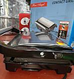 Электрический гриль Pure Angel PA-5404 c терморегулятором (барбекю-электрогриль), фото 6