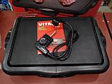 Электрическая сковорода гриль VITALEX VT-65 (5 режимов) 2000W, фото 4