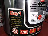 Мультиварка ROTEX RMC503-B 5 л. 10 программ (900W), фото 5